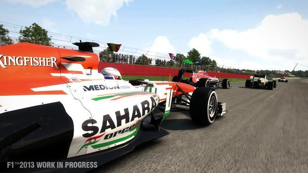 F1 2013: CLASSIC EDITION on PC screenshot #9