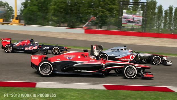 F1 2013: CLASSIC EDITION on PC screenshot #6