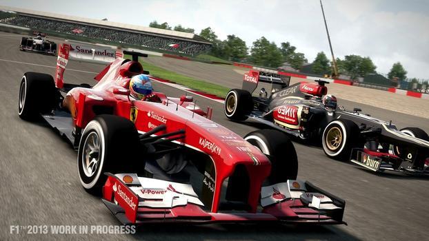 F1 2013: CLASSIC EDITION on PC screenshot #5