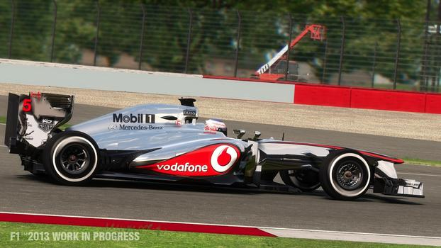 F1 2013: CLASSIC EDITION on PC screenshot #2