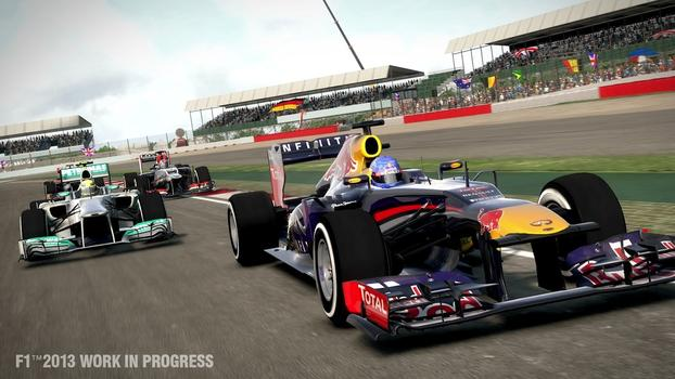 F1 2013 on PC screenshot #5