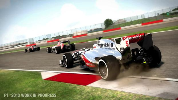 F1 2013 on PC screenshot #4