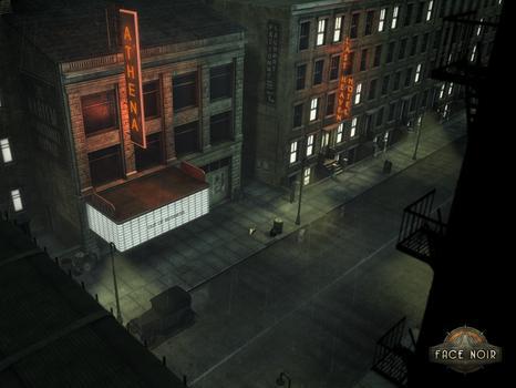 Face Noir on PC screenshot #3