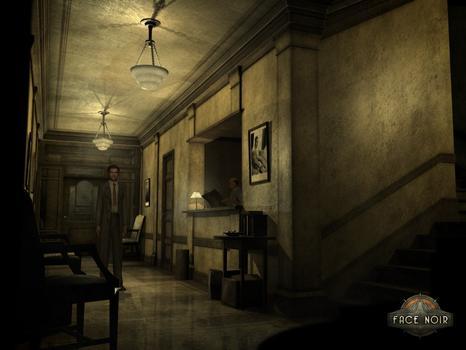Face Noir on PC screenshot #2