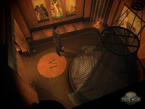Face Noir on PC screenshot #1