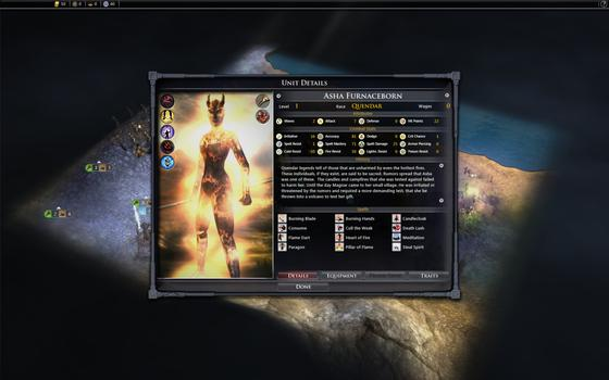 Fallen Enchantress: Legendary Heroes - Leaders Pack DLC on PC screenshot #3