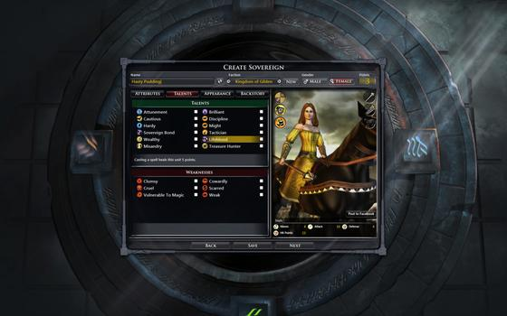 Fallen Enchantress: Legendary Heroes - Leaders Pack DLC on PC screenshot #2
