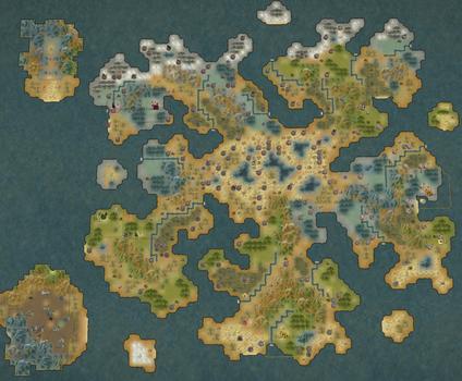 Fallen Enchantress: Legendary Heroes Map Pack on PC screenshot #3