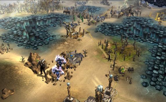 Fallen Enchantress: Legendary Heroes Map Pack on PC screenshot #2