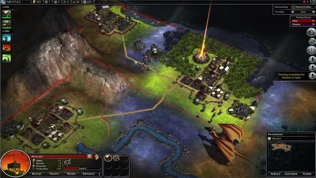 Fallen Enchantress: Legendary Heroes Pack on PC screenshot #1