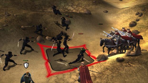 Fallen Enchantress: Legendary Heroes Quest Pack DLC on PC screenshot #3