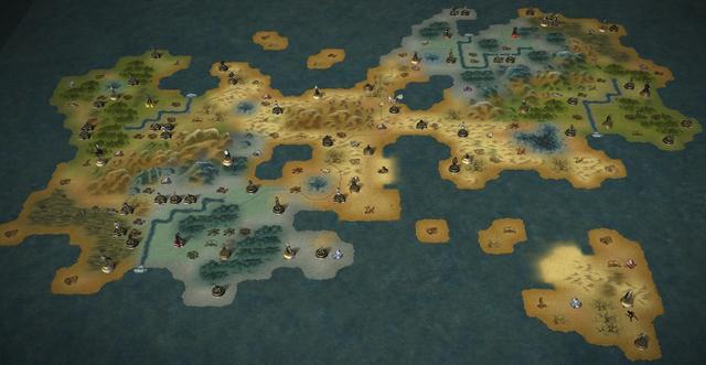 Fallen Enchantress Map Pack on PC screenshot #4
