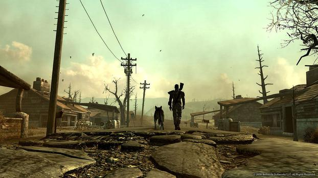 Fallout 3 (AU) on PC screenshot #5