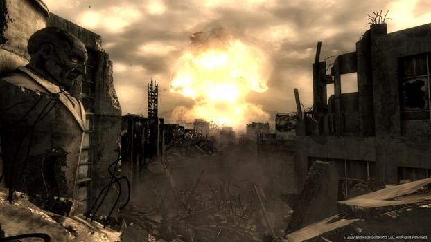 Fallout 3 (AU) on PC screenshot #3