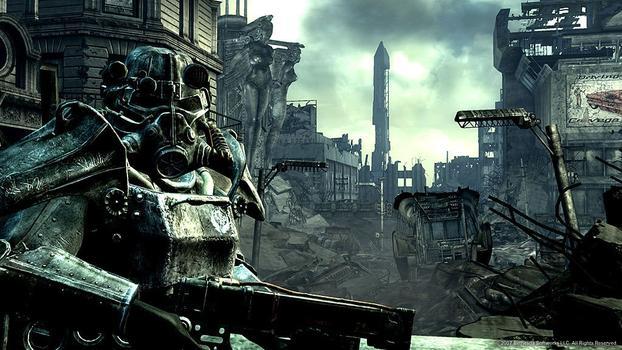 Fallout 3 (AU) on PC screenshot #2