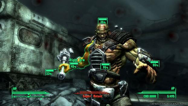 Fallout 3 (AU) on PC screenshot #1