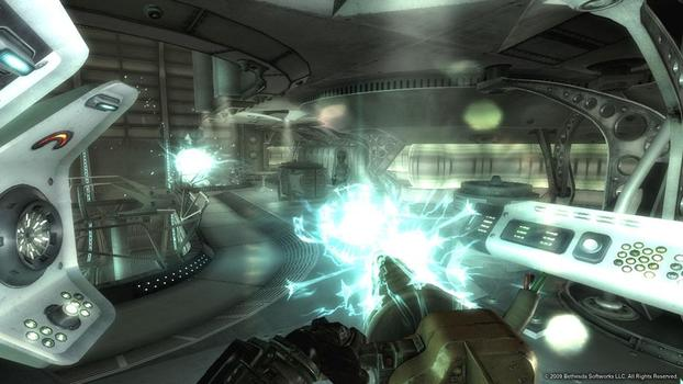 Fallout 3: Mothership Zeta on PC screenshot #5