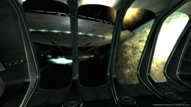Fallout 3: Mothership Zeta on PC screenshot #4