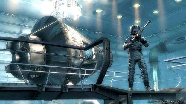 Fallout 3: Mothership Zeta on PC screenshot #3