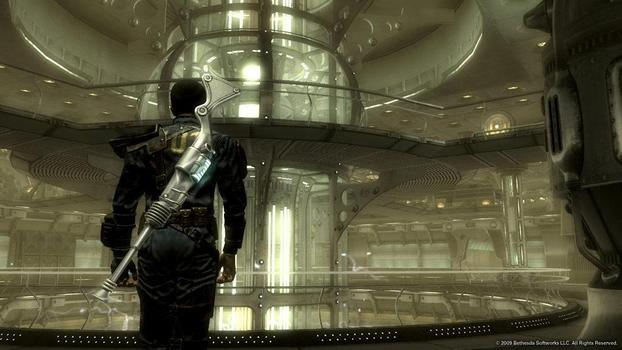 Fallout 3: Mothership Zeta on PC screenshot #2