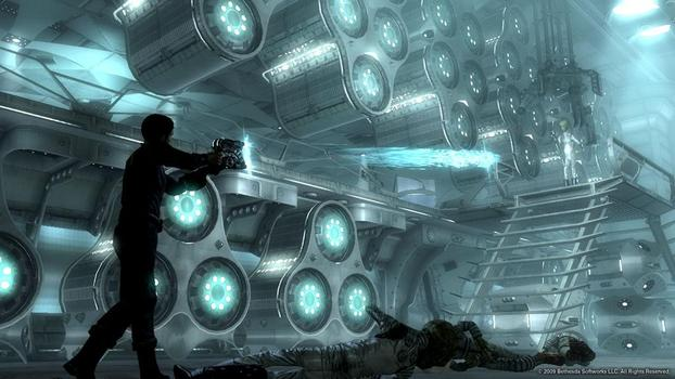 Fallout 3: Mothership Zeta on PC screenshot #1