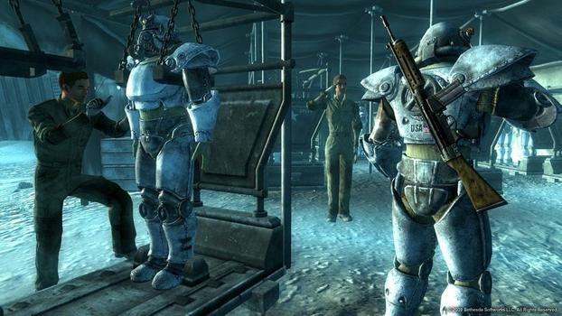 Fallout 3: Operation Anchorage on PC screenshot #2