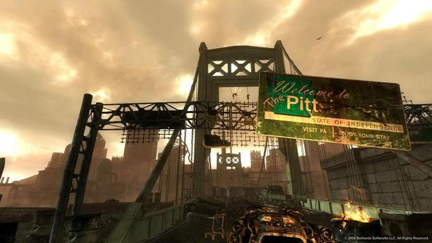 Fallout 3: The Pitt on PC screenshot #1