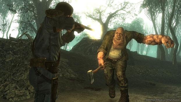 Fallout 3: Point Lookout (AU) on PC screenshot #5
