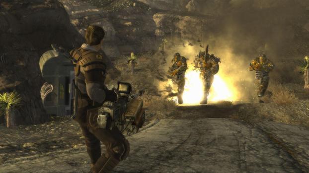 Fallout: New Vegas (AU) on PC screenshot #4