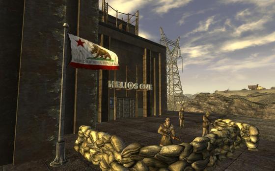 Fallout: New Vegas (AU) on PC screenshot #2