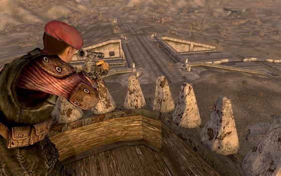 Fallout: New Vegas (AU) on PC screenshot #1