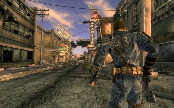Fallout: New Vegas Couriers Stash on PC screenshot #2