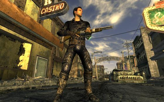 Fallout: New Vegas Couriers Stash on PC screenshot #1