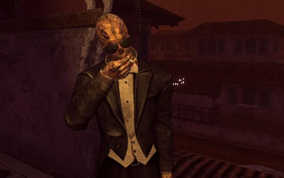 Fallout: New Vegas Dead Money on PC screenshot #2