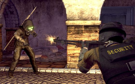 Fallout: New Vegas Dead Money on PC screenshot #1