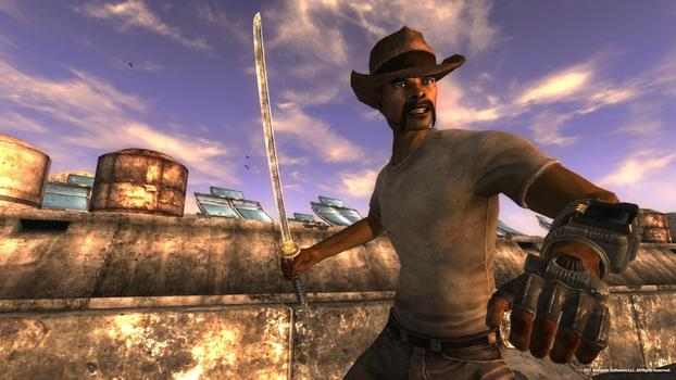 Fallout: New Vegas Gun Runners Arsenal on PC screenshot #5