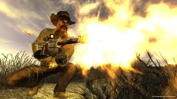 Fallout: New Vegas Gun Runners Arsenal on PC screenshot #4