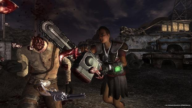 Fallout: New Vegas Gun Runners Arsenal on PC screenshot #3
