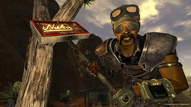 Fallout: New Vegas Gun Runners Arsenal on PC screenshot #1