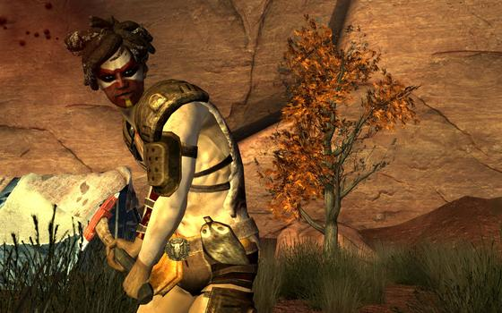 Fallout: New Vegas Honest Hearts on PC screenshot #4