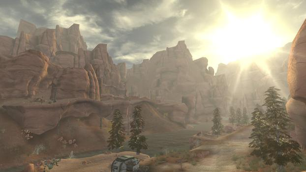 Fallout: New Vegas Honest Hearts on PC screenshot #3