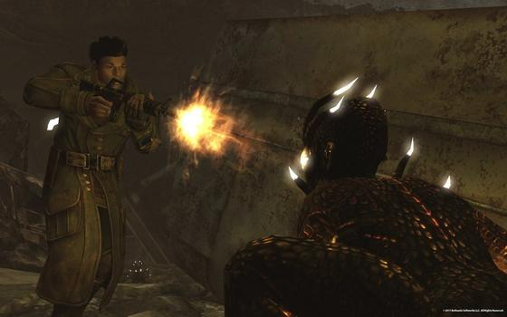 Fallout: New Vegas Lonesome Road on PC screenshot #3