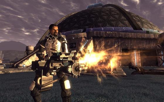 Fallout: New Vegas Old World Blues on PC screenshot #6