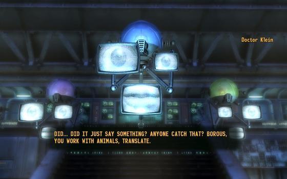 Fallout: New Vegas Old World Blues on PC screenshot #5