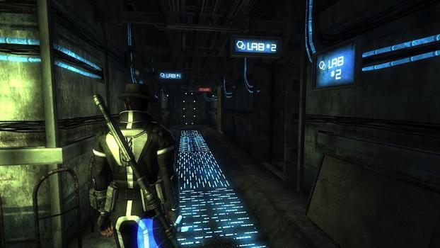 Fallout: New Vegas Old World Blues on PC screenshot #3