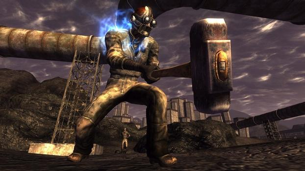 Fallout: New Vegas Old World Blues on PC screenshot #2