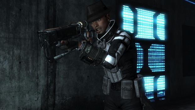 Fallout: New Vegas Old World Blues on PC screenshot #1