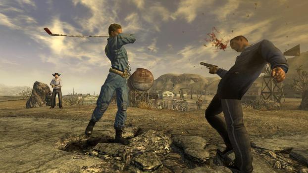 Fallout: New Vegas Ultimate Edition on PC screenshot #1