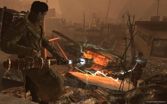Fallout: New Vegas Ultimate Edition on PC screenshot #6
