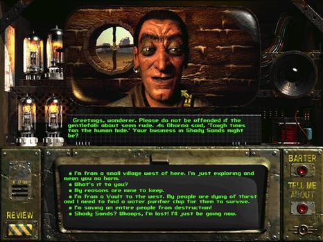 Fallout®: A Post Nuclear Role Playing Game on PC screenshot #5